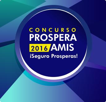 Concurso Prospera AMIS 2016