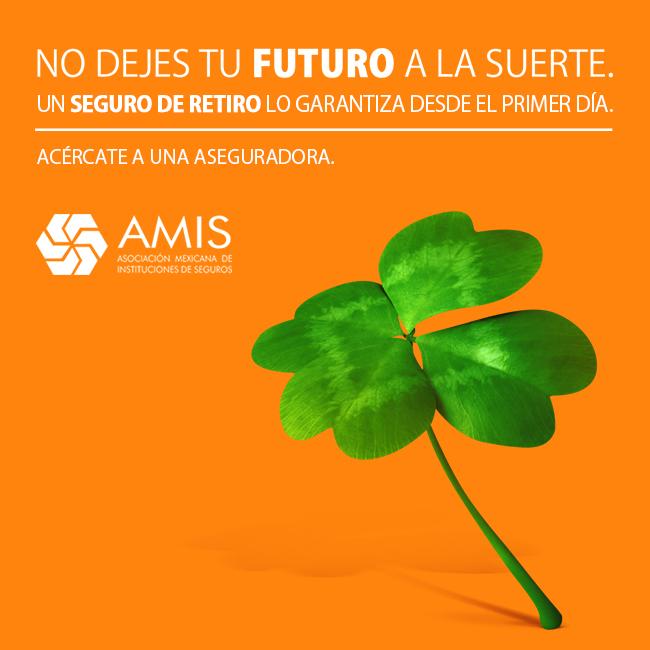 No dejes tu futuro a la suerte